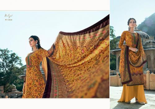 LT Fabrics Nitya Velvet 406 Price - 1660
