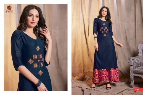 R Studio Baanvi Parker wholesale Kurti catalog