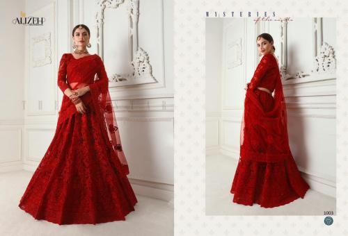 Alizeh Bridal Heritage 1003 Price - 6175