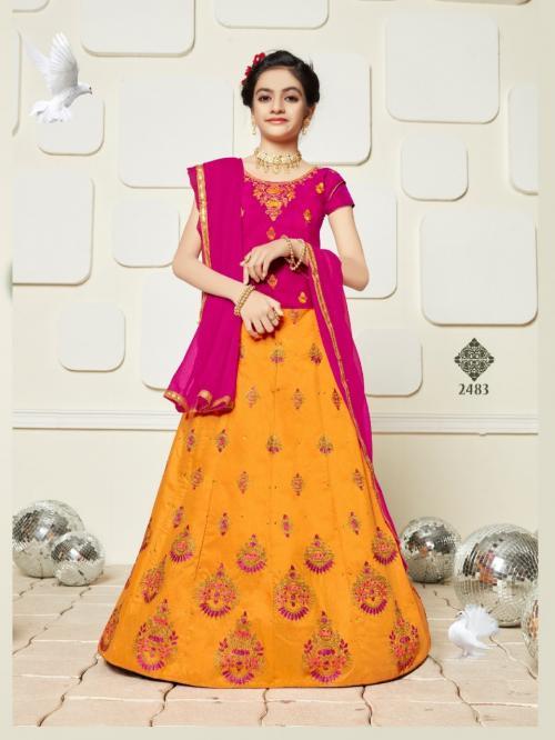 Sanskar Style Baby Doll 2483 Price - 995