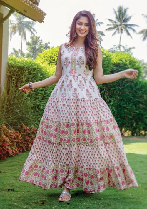 S4U Shivali Flairy Tales FT-05 Price - 825