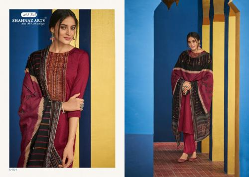Shahnaz Arts Panihari Vol-5 5151-5158 Series
