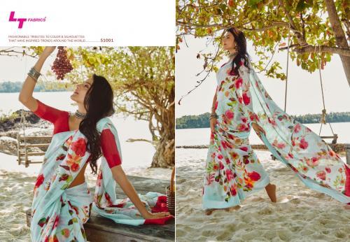 LT Fabrics Silk Route 51001 Price - 625