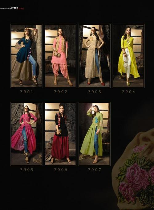 Maisha Maskeen Maeve 7901-7907 Price - 8365