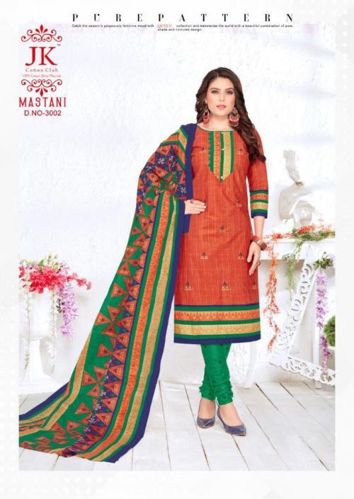 JK Mastani 3002 Price - 305