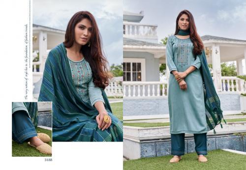 Kessi Rangoon Foxtail 3188 Price - 925