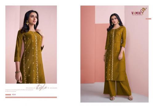 Arihant Designer Vamika Nazz 414 Price - 845