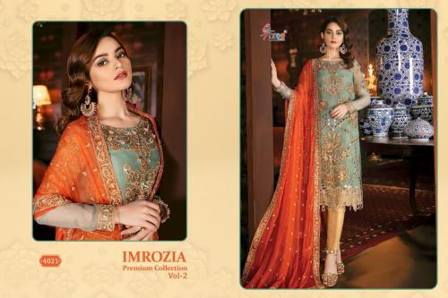 Shree Fabs Imorzia Premium Collection Vol-2 4021-4026 Series