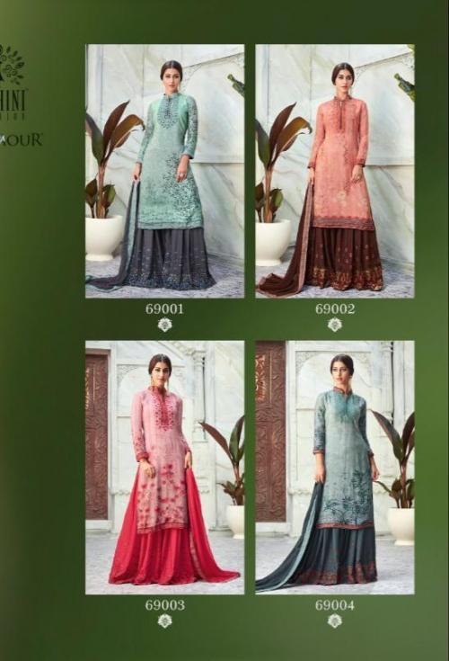 Mohini Fashion Glamour 69001-69004
