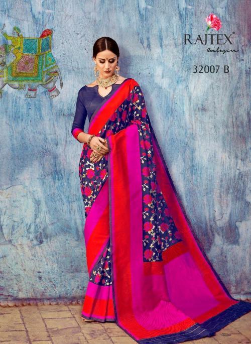 Rajtex Saree 32007 B Price - 1775