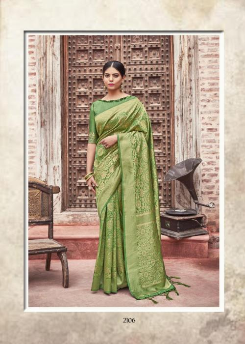 Elina Fashion Kumkum Silk 2106 Price - 990