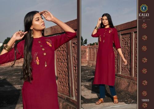 Kalki Fashion Pehchan 18003 Price - 575