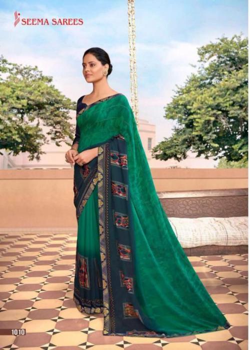 Seema Saree Soch 1010 Price - 475