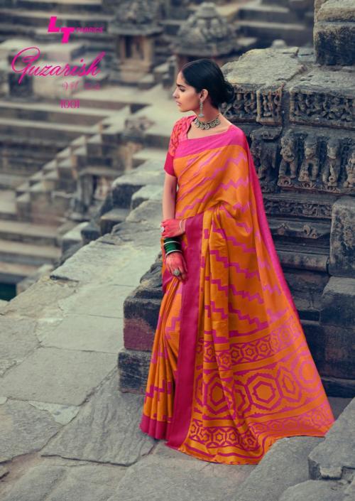 LT Fabrics Guzarish Vol-2 1001-1010 Series