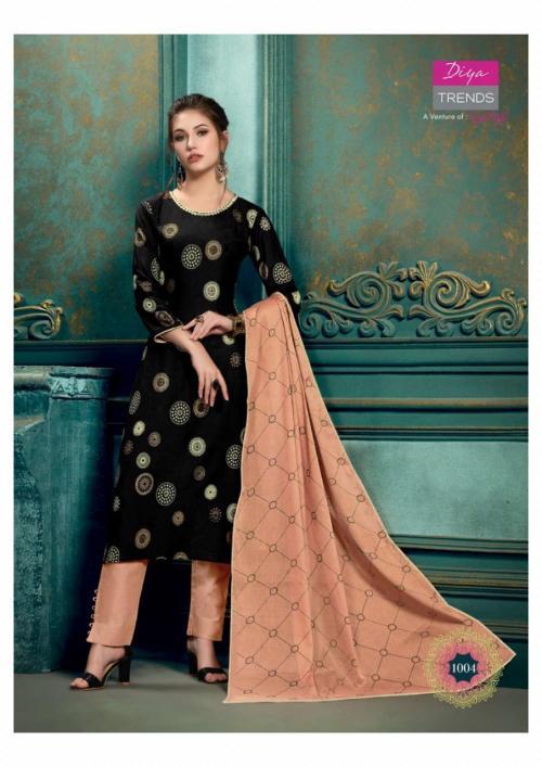 Diya Trendz Odhani 1004 Price - 740