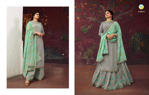Vinay Fashion Kaseesh Lifestyle 13024 Price - 1755