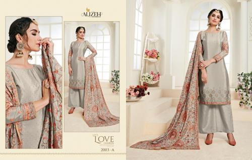 Alizeh Zaida Vol-3 3003 Colors