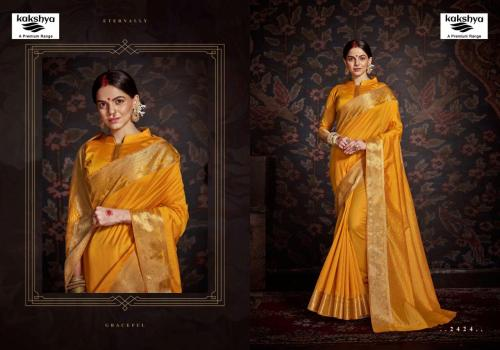 Kakshya Saree Riya 2424 Price - 1124