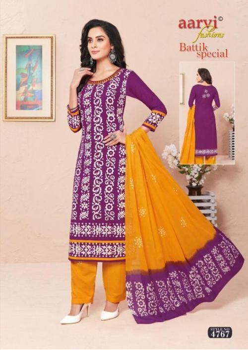 Aarvi Batik Special 4768 Price - 525