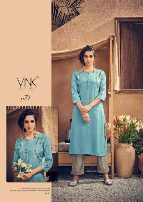 Vink Vintage Vol 2- 661-667 Series