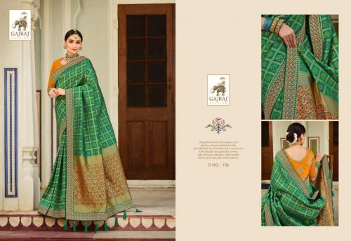 Gajraj Fashion 106 Price - 3190