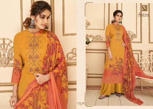 Alok Suits Sutra 578-003 Price - 785