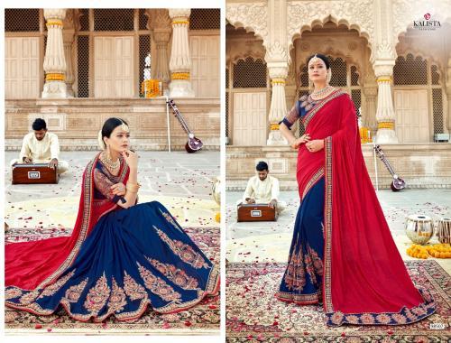 Kalista Fashions Rani Sahiba 98507 Price - 1800