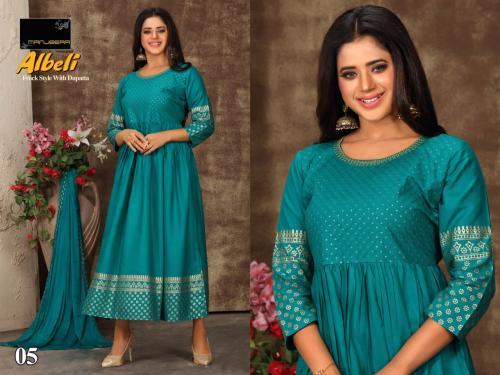 Manjeera Albeli 05 Price - 640