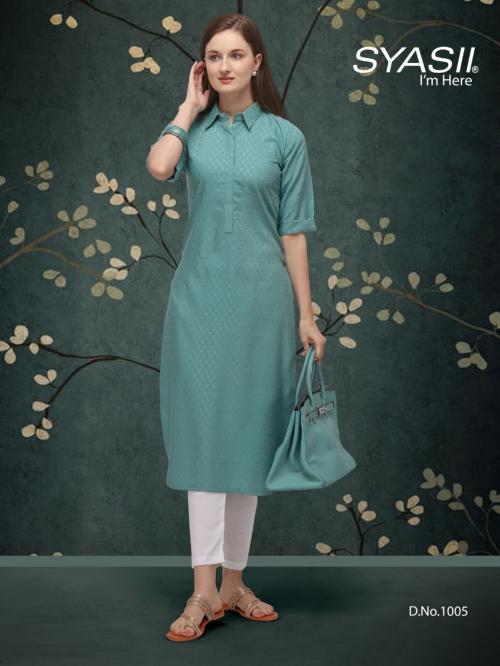 Syasii Designers Classic 1005 Price - 375