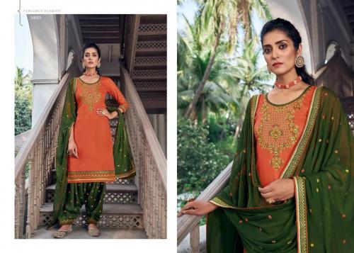 Kessi Fabric Patiala House 5885 Price - 849