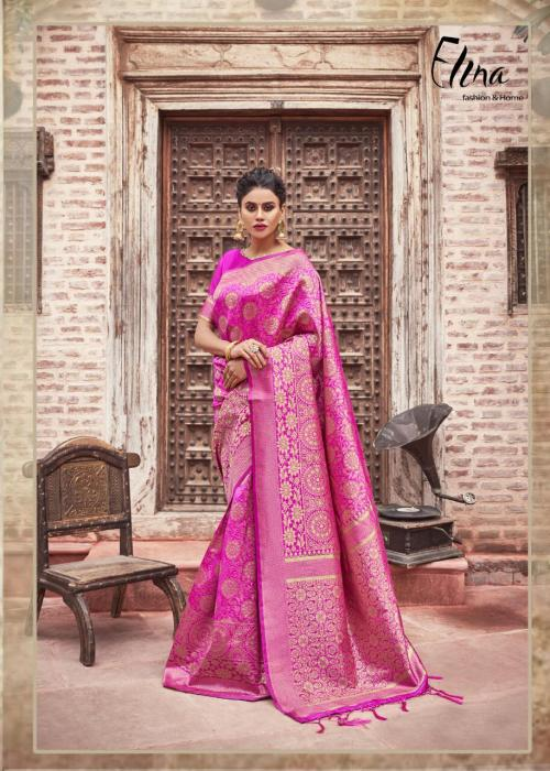 Elina Fashion Kumkum Silk 2108 Price - 990