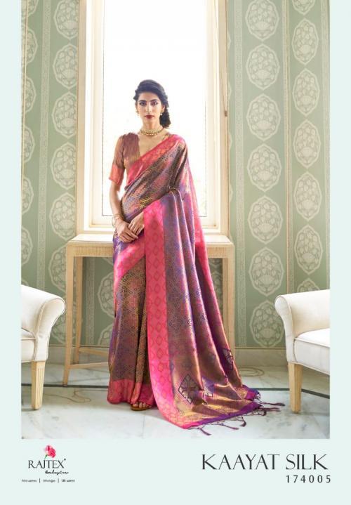 Rajtex Saree Kayaat Silk 174005 Price - 1695