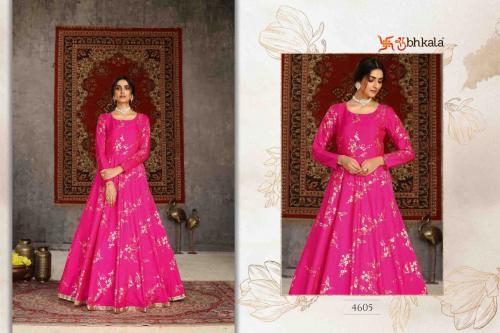 Shubhkala Flory 4605 Price - 1100