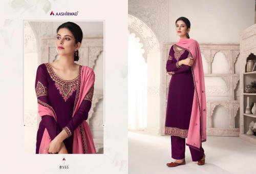 Aashirwad Creation Maria 8333 Price - 1495