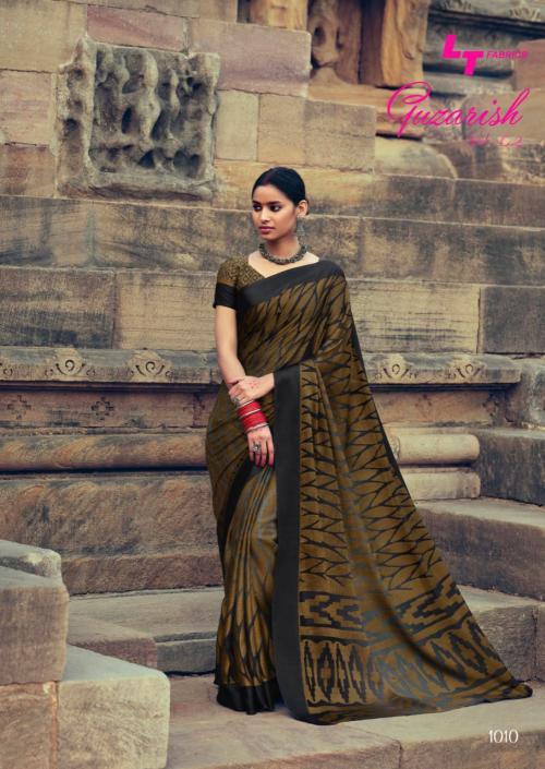 LT Fabrics Guzarish 1010 Price - 765