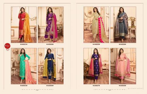 LT Fabrics Nitya 44001-44008 Price - 17776