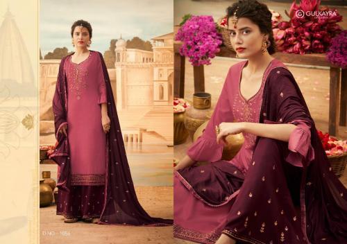 Aashirwad Creation Gulkayra Designer Lotus 1056 Price - 1275