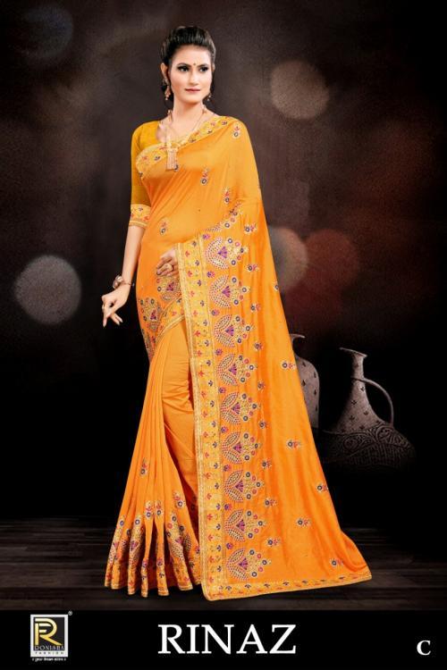 Ranjna Saree Rinaz -C Price - 855