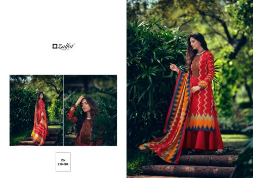 Zulfat Designer 219-004 Price - 525