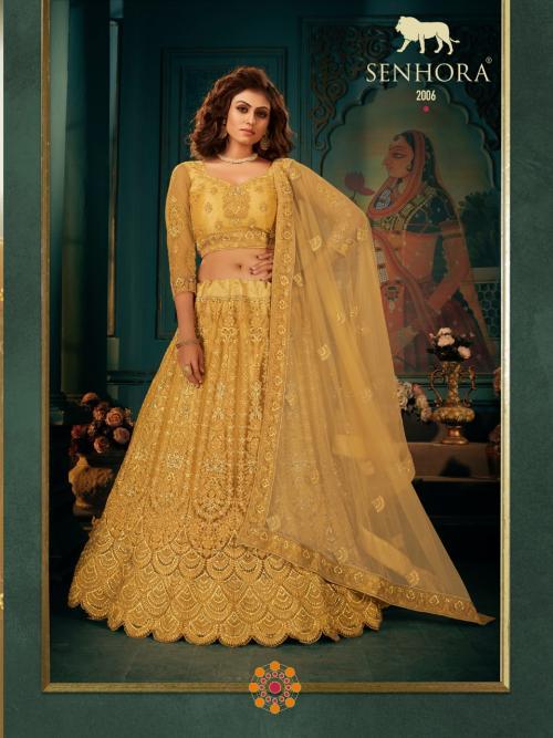 Senhora Indian Queen Bridal Heritage 2006 Price - 5595