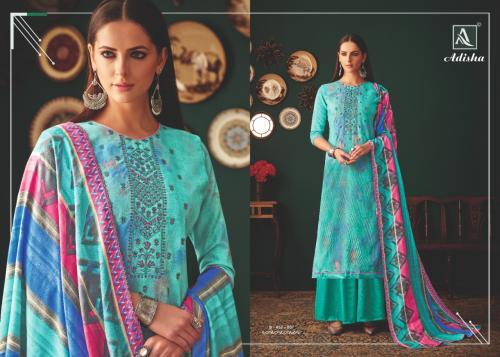 Alok Suits Adisha 457-007 Price - 775