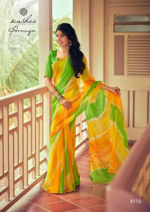 Kashvi Creation Aranya 6110 Price - 795
