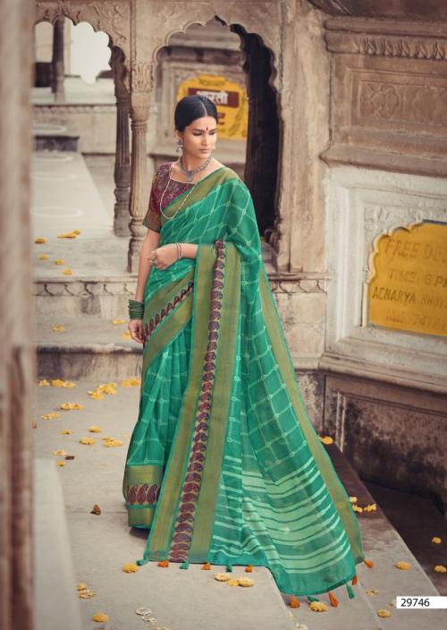 Triveni Saree Ganga Jamuna 29746 Price - 775