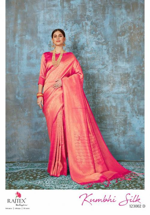 Rajtex Kumbhi Silk 123002 D Price - 1560
