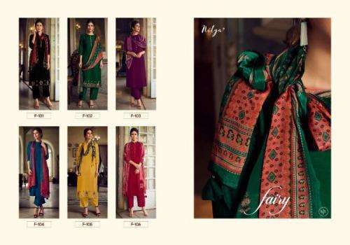 Lt Fabrics Nitya Fairy 101-106 Price - 6594