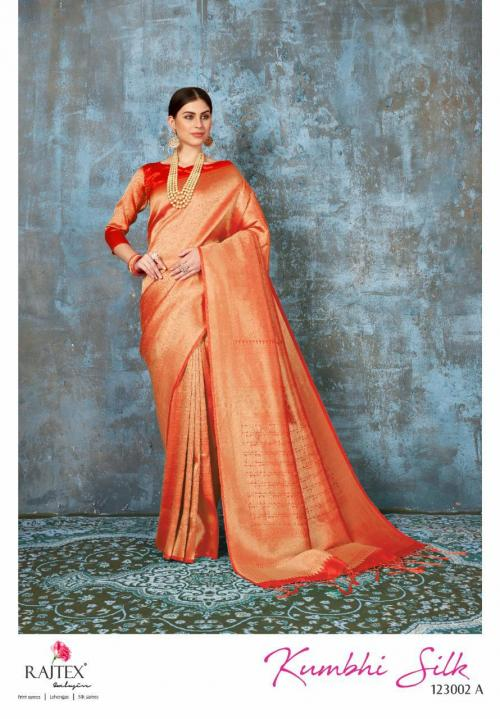 Rajtex Kumbhi Silk 123002 Colors