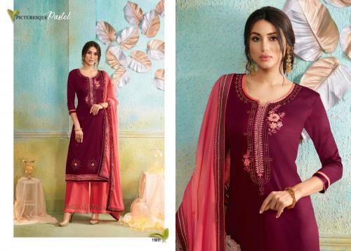 Kessi Fabrics Poshak Vol-2 11011-11018 Series