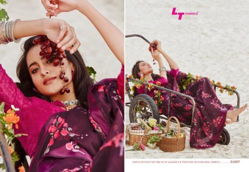LT Fabrics Silk Route 51007 Price - 625