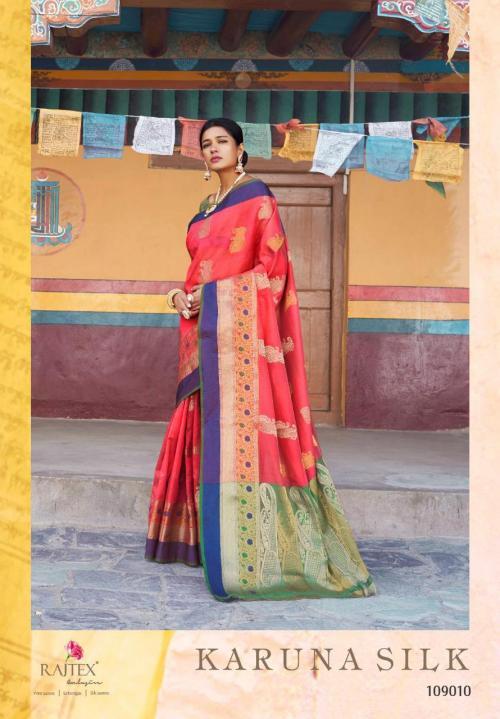 Rajtex Karuna Silk 109010 Price - 1300
