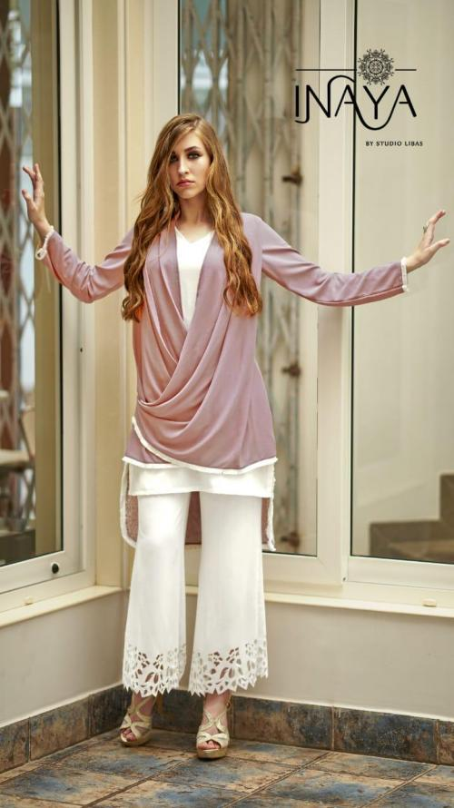 Studio Libas Inaya Luxury Pret Collection 32-